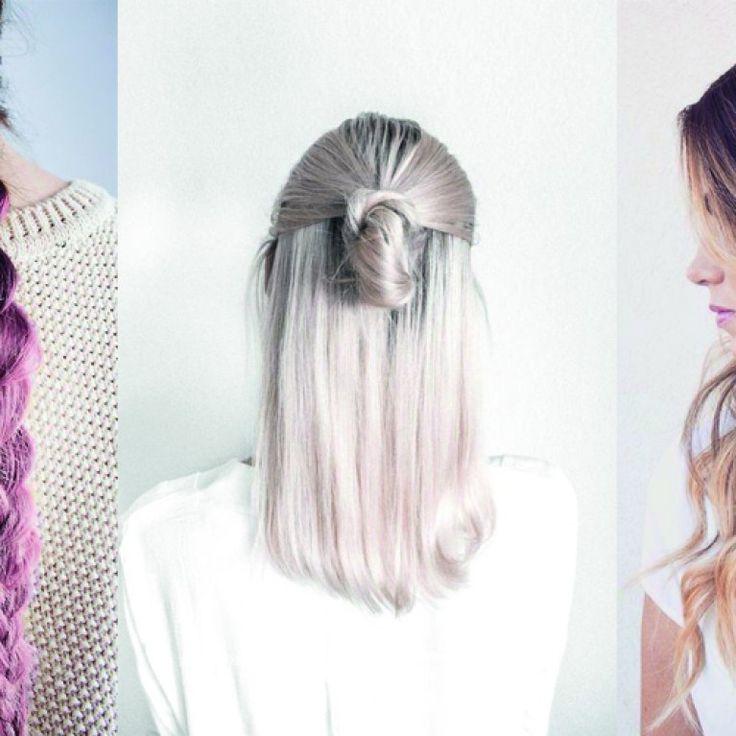 Best 20+ Haarfarben trends 2016 ideas on Pinterest | Trendfarben ...