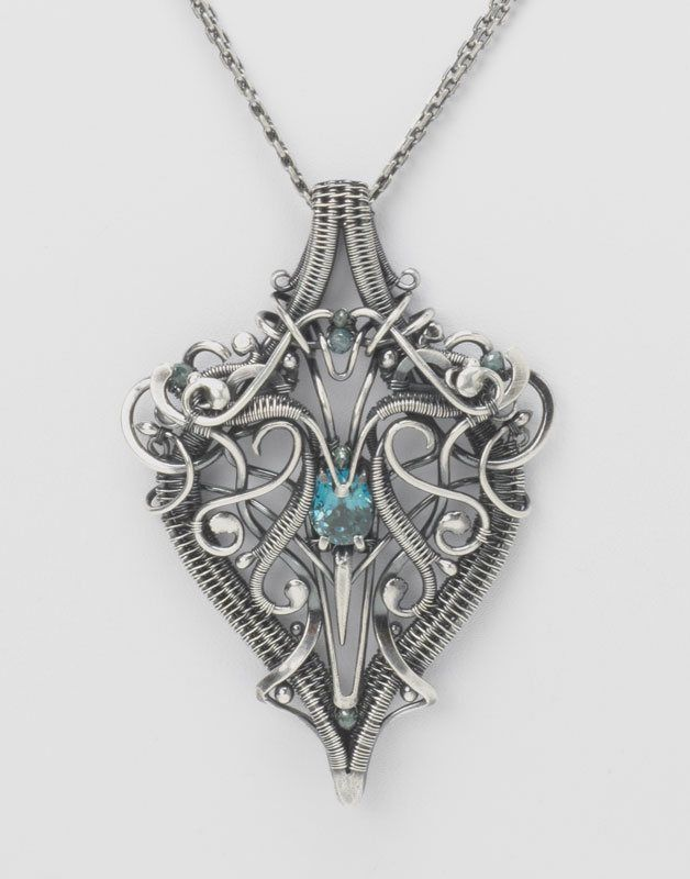 1046 best Jewelry - Wire images on Pinterest | Jewelry ideas ...
