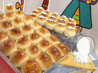 Recetas | Pan de leche | Utilisima.com: Desserts, Suizos Faciles, Bollos Suizos, Recipe, Cocina Faciles, Cocina Masas, Cocinar Es, Cooking Recipes, Kitchen