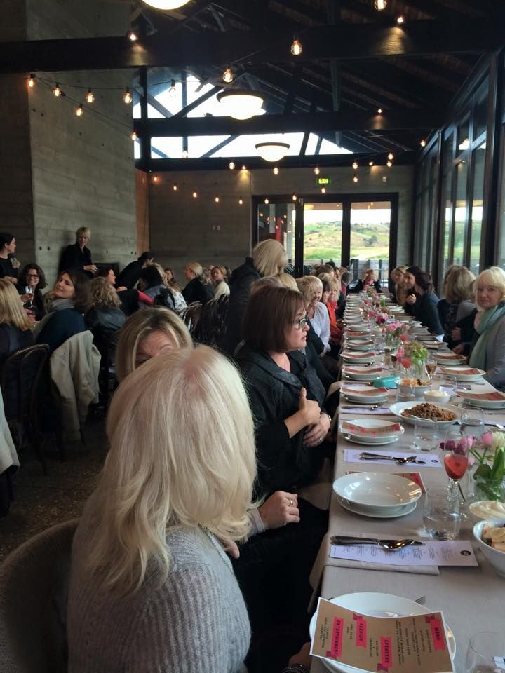 A great turn out at Quartz Reef Wines Breakfast!