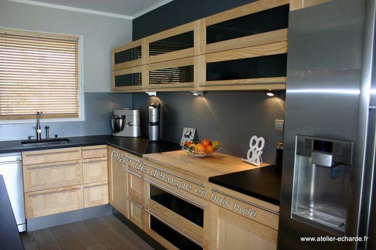 17 best images about travaux cuisine on pinterest plan - Cuisine plan de travail granit ...