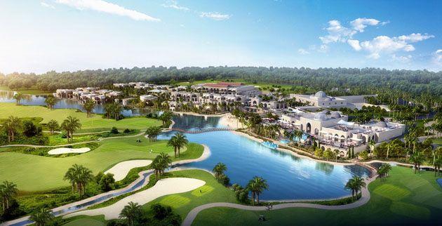 DAMAC Properties introduces AKOYA Oxygen a new luxury Golf development into the Dubai Golf market #dubai #golf #uae