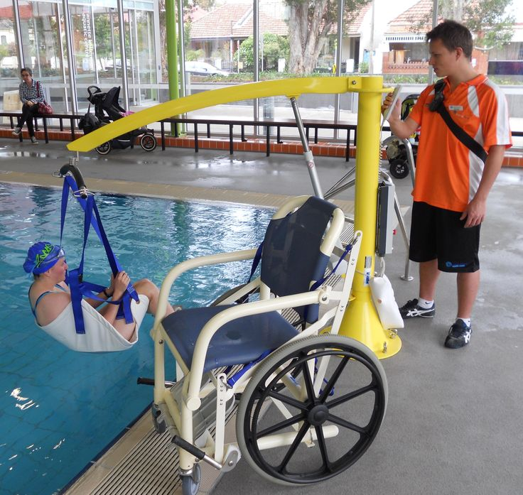 Pelican pool hoist wheelchairs for water swimming - Swimming pool wheelchair lift law ...