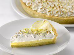 Pie de limon con leche condensada y yogurt