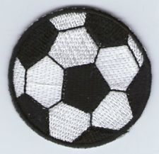 écusson ECUSSON PATCHE THERMOCOLLANT BALLON FOOTBALL