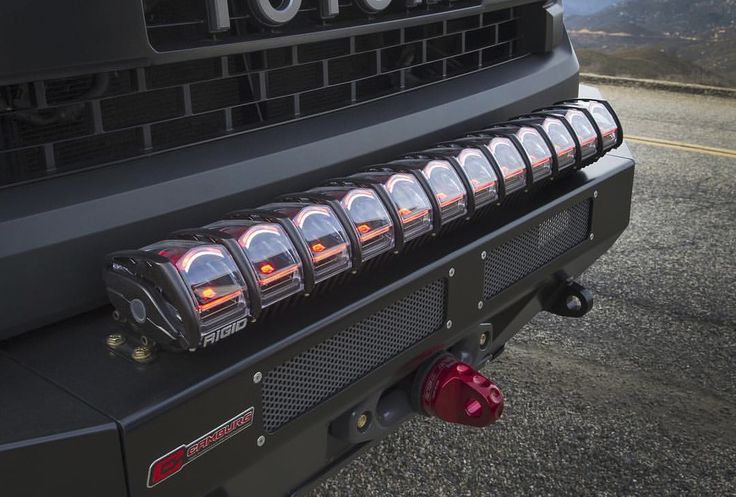 High-Tech Truck Lighting: Rigid Industries ADAPT Light Bar | RECOIL OFFGRID