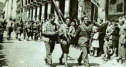 Anniversario della liberazione d'Italia... 25 Aprile 1946