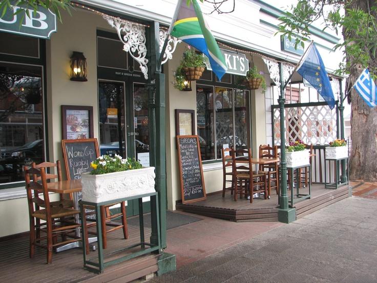 #Franschhoek Shops