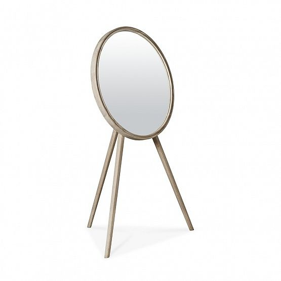 Cara. Mirror, Oak