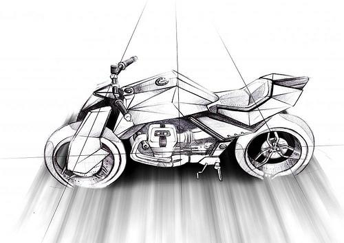 A bike!
