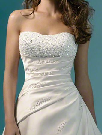 Alfred Angelo Bridal Style 1136 from All Wedding Dresses