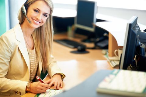 Sample Receptionist Job Description | Job Hunting ...