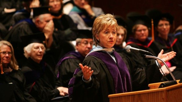Clinton to give commencement speech at Brooklyn college http://www.contacthillaryclinton.com/