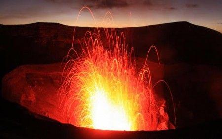 Mount Yasur volcanoe - Vanuatu