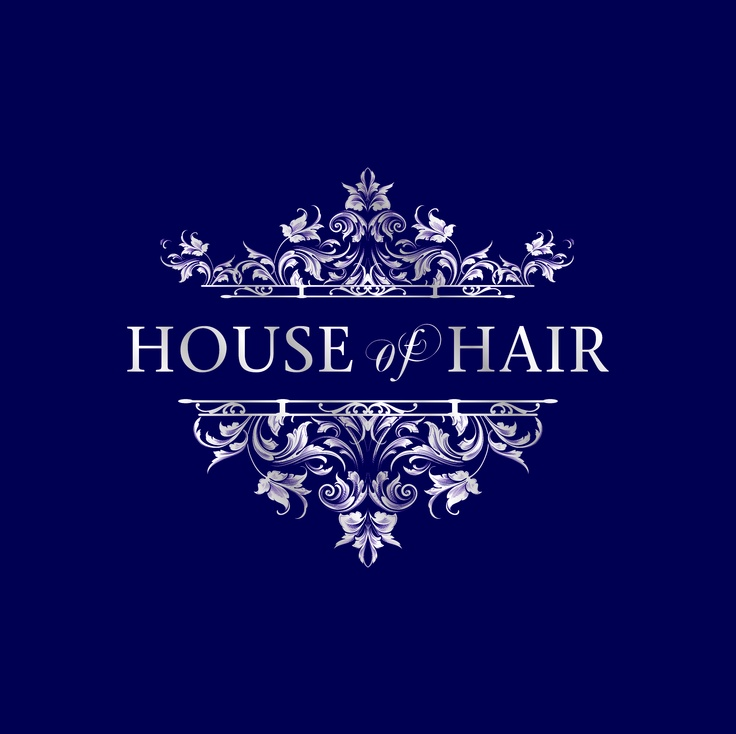 Logo Designed by us for new Hairdressers ©Thinkpad Print & Design Ltd
