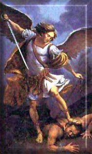 Prayer to St. Michael:   EWTN Novena Page