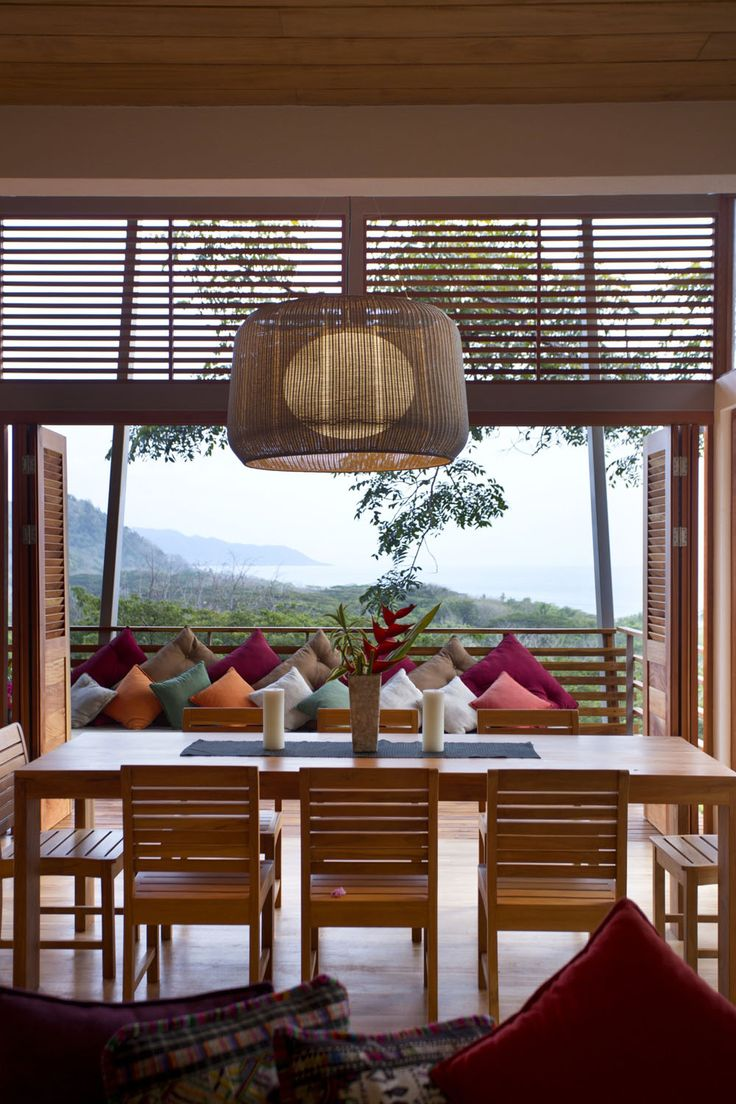 Hillside floating house in costa rica with ocean view idesignarch interior design architecture