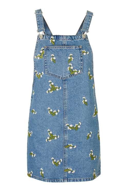 PETITE Daisy Denim Pini Dress
