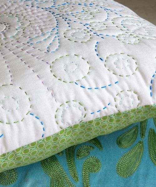 691 best Quilting Designs images on Pinterest   Free motion ... : stitching a quilt - Adamdwight.com