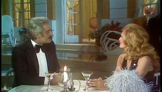 Dalida et Omar Sharif