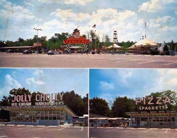 N. Attleboro Amusement park, Rhode island, Attleboro