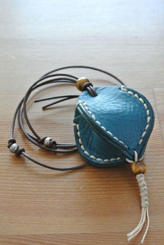 """pendant """"ほおずき"""""""
