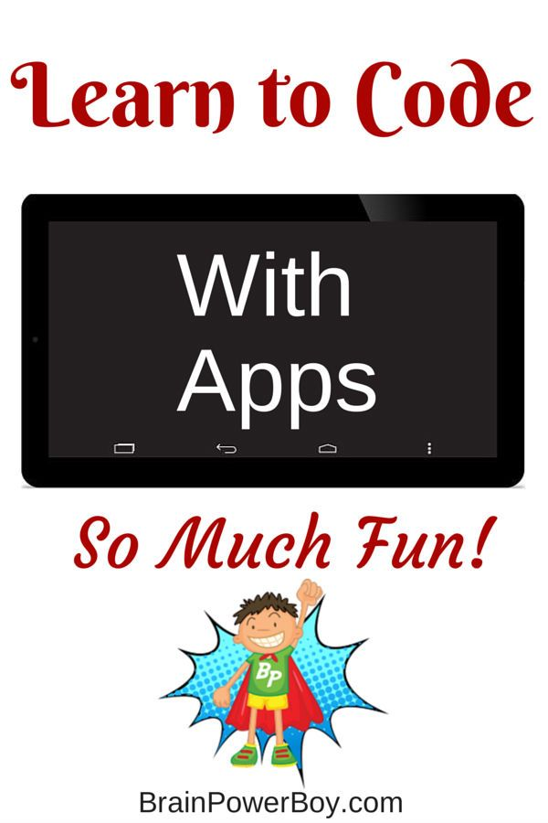 Homeschool Unit Study Coding. Learn to code with apps! Totally free apps that are great for coding.