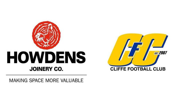 Cliffe FC are delighted to announce @howdensjoinery as our latest club sponsor. Howdens Joinery Depot Supply & Support have sites at Howden Runcorn and Northampton. howdens.com