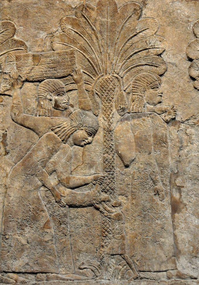Nineveh Sennacherib Chaldaeans or Arameans Ancient
