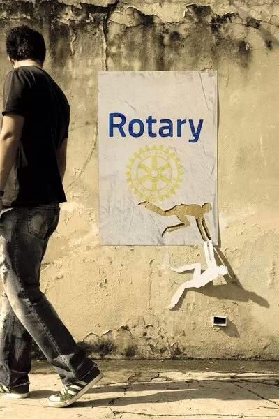 Rotary helps