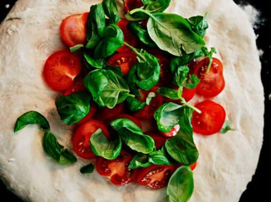 Tomatbrød