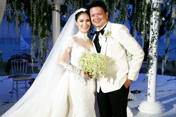 IN PHOTOS: How 10 PH celebrity couples celebrated ... - News