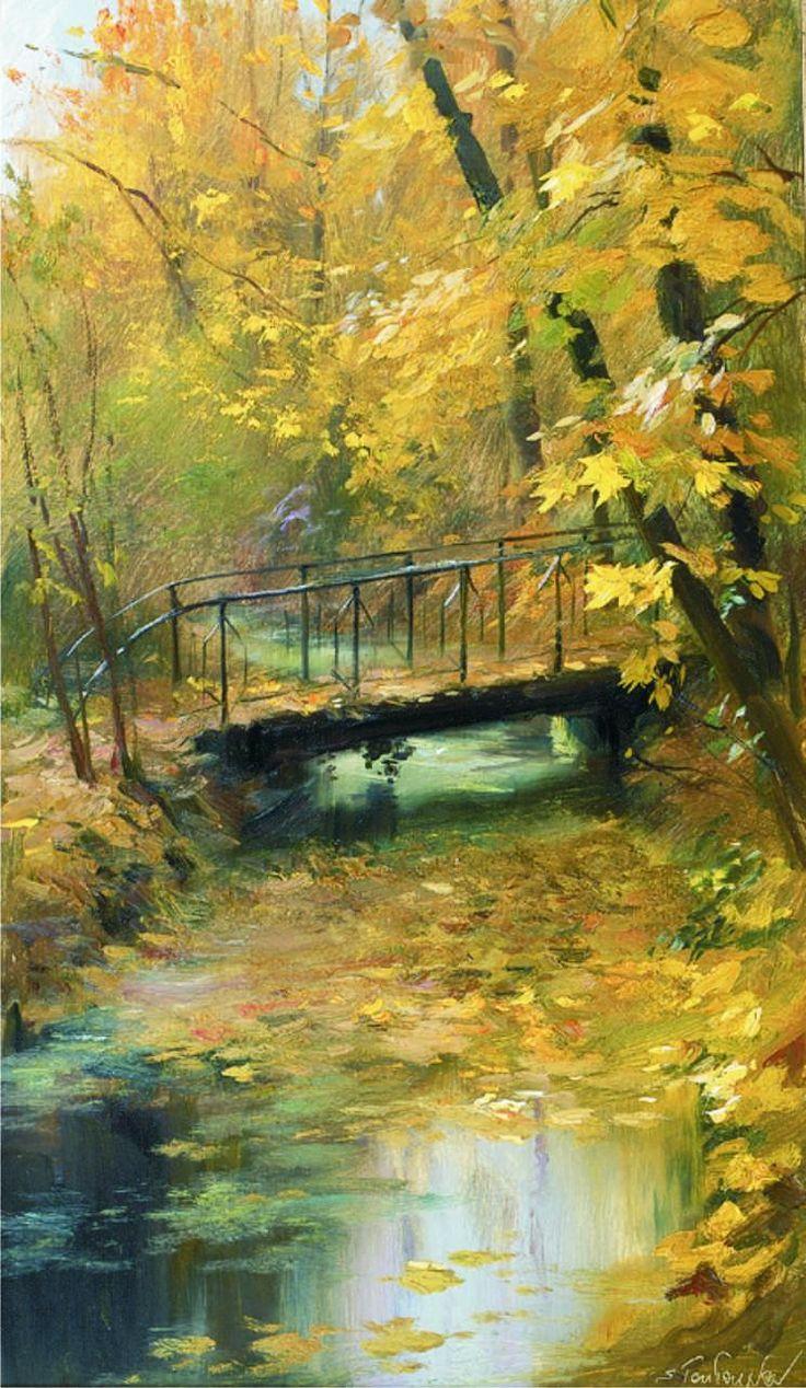 Lovely.  Anyone know the artist? Sergey Tutanov maybe?