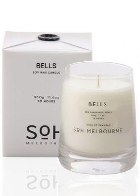 SOH Melbourne Bells Scented Candle