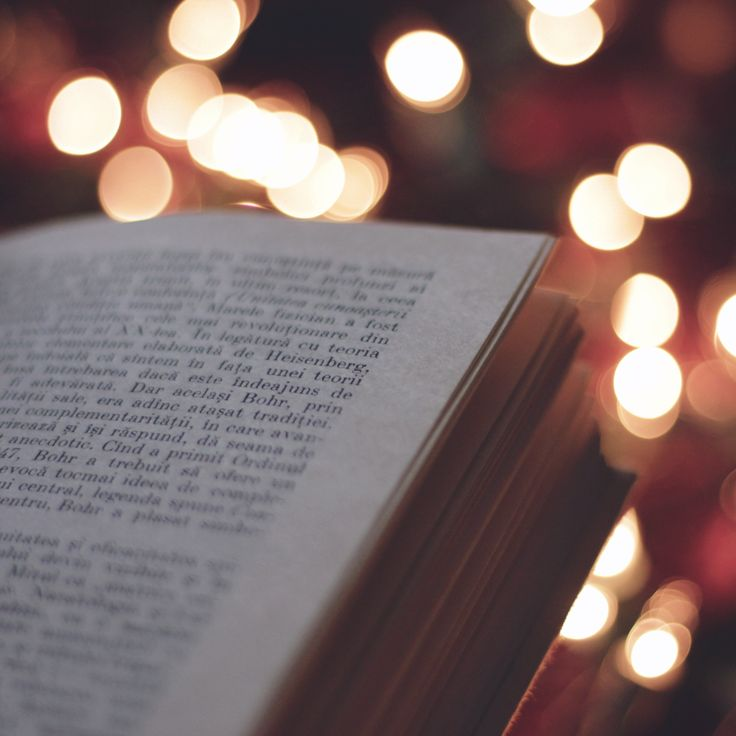 christmas lights, book, cosy, read more on the website http://lasueta.jurna.ro/index.php/2016/11/23/recomandare-de-carte-lorelei/