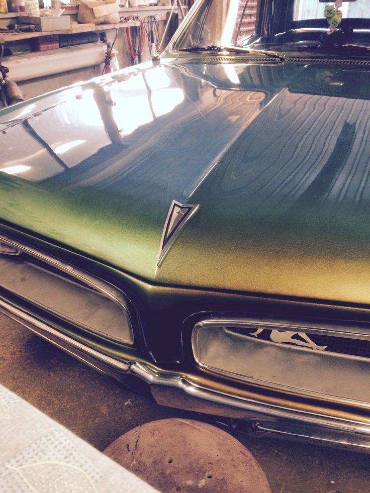 Pontiac LeMans convertible -66