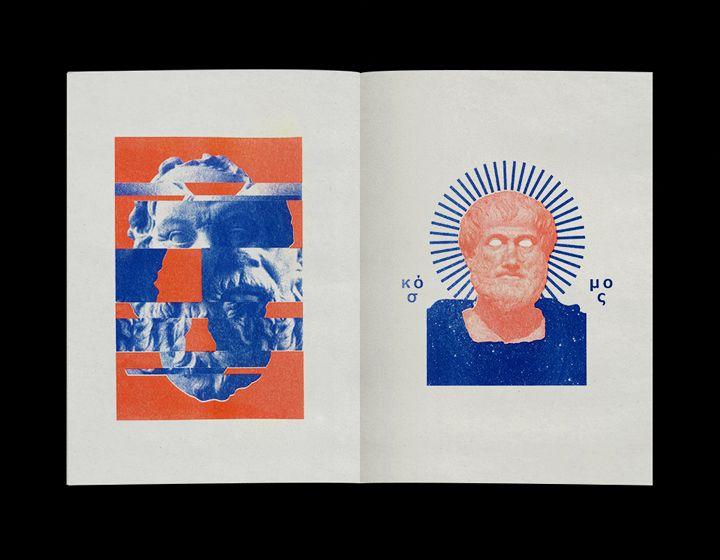 "Check out this @Behance project: ""Anátema – Zine"" https://www.behance.net/gallery/24409609/Anatema-Zine"
