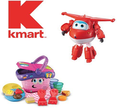 Up to 70% Off Toy Clearance, Kmart - DealsPlus