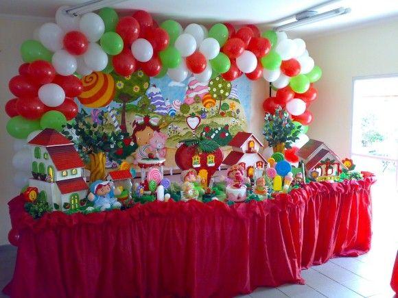 Decorar festa infantil com balões 010