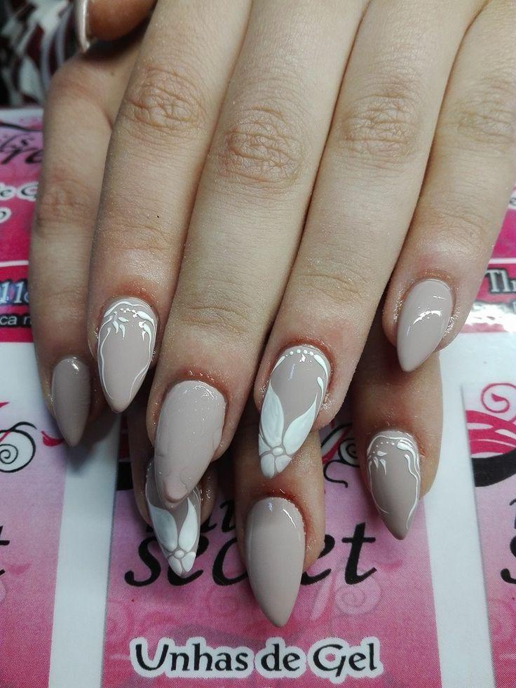 Nails gel ❤️💅🏻