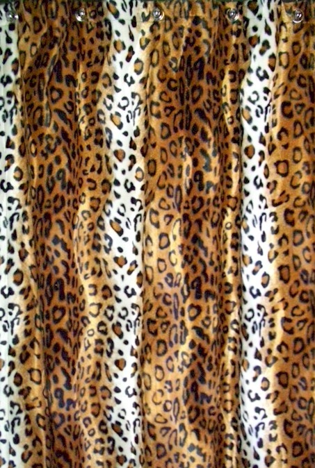 Best LeopardCheetah Bathroom Images On Pinterest Bath Towels - Leopard towels for small bathroom ideas