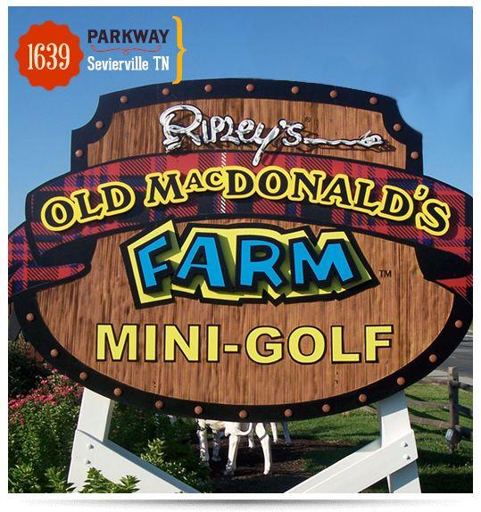 Gatlinburg Mini Golf - Ripley's Believe It or Not! | Mini ...