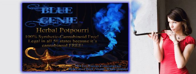 Potpourri Herbal Smoke