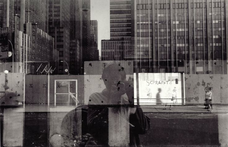 Lee Friedlander, Self Portraits