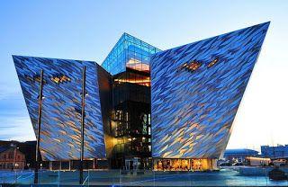 Лучшие инженерные сооружения: Титаник Белфаст— музей и памятник морского наслед...
