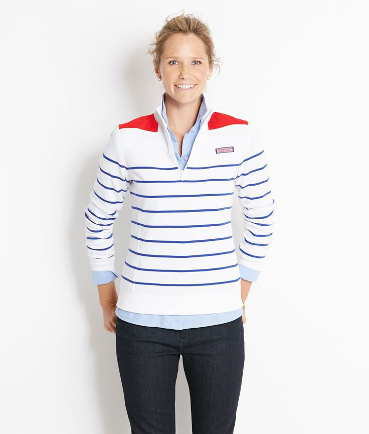 Oooo This One Stripe Shep Shirt For Women Vineyard Vines My Style Pinterest