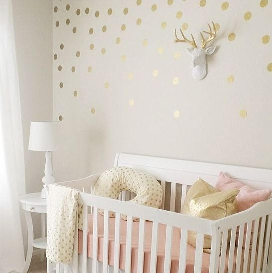 We are completely loving the way that one of our clients has used The MINI Alfred in her nursery! He looks so perfect in this space!
