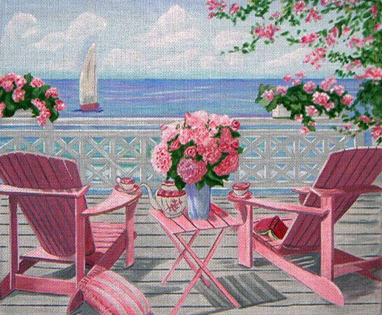 Tea at the Beach!