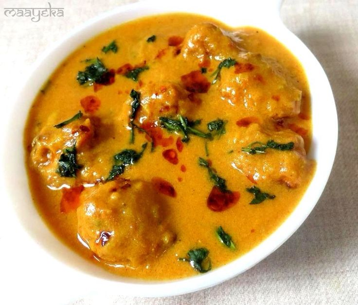 How to Make Indian Rajasthani Kadi - replace yoghurt w, tofu yoghurt, coconut cream, or other favorite sub