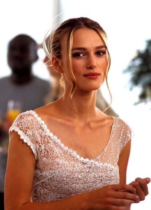 "Keira Knightley Would Like You To Know That ""Love Actually"" Is A Cinematic…"